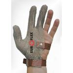 Перчатки кольчужные на 3 пальца коричн. Euroflex Comfort 9590-30