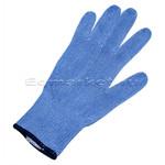 Перчатка нитяная с кевларом синяя L