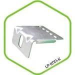 Комплект подвесов LP-КПП-К потолочный  КОРОТКИЙ для панели светодиодной ASD — фото 1