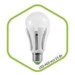 Лампа светодиодная LED-A60-standard 15Вт 160-260В Е27 3000К 1200Лм ASD — фото 1