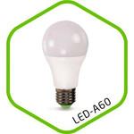 Лампа светодиодная LED-A60-standard 20Вт 160-260В Е27 3000К 1600Лм ASD — фото 1