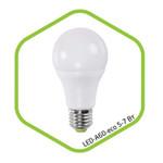 Лампа светодиодная LED-A60-standard 5Вт 160-260В Е27 3000К 400Лм ASD — фото 1