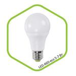 Лампа светодиодная LED-A60-standard 5Вт 160-260В Е27 4000К 400Лм ASD — фото 1