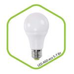 Лампа светодиодная LED-A60-standard 7Вт 160-260В Е27 4000К 600Лм ASD — фото 1