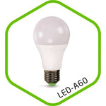 Лампа светодиодная LED-A60-standard 20Вт 160-260В Е27 4000К 1600Лм ASD — фото 1