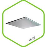 Панель светодиодная LP-02 40Вт 220В 6500К 3200Лм 595х595х11мм БЕЗ ЭПРА ASD — фото 1