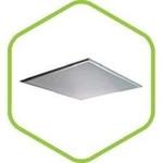 Панель светодиодная LP-eco ПРИЗМА 36Вт 160-260В 6500К 3000Лм 595х595х25мм без ЭПРА ASD — фото 1