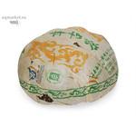 Пуэр шэн в форме тыквы 500 грамм