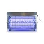 Лампа инсектицидная GLEECON GN-80 (S 300м2) нерж. сталь, PRO+ SP