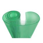 ПВХ зеленая 200х2, полупрозрачная с UFфильтром