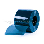 Рулон ПВХ синяя 200х2, 50 м, полупрозрачная с UF фильтром