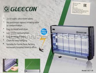 Лампа инсектицидная GLEECON GC1-20 (s 25-150 м2)