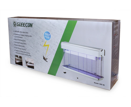 Лампа инсектицидная GB2-40  (s 200 м2)