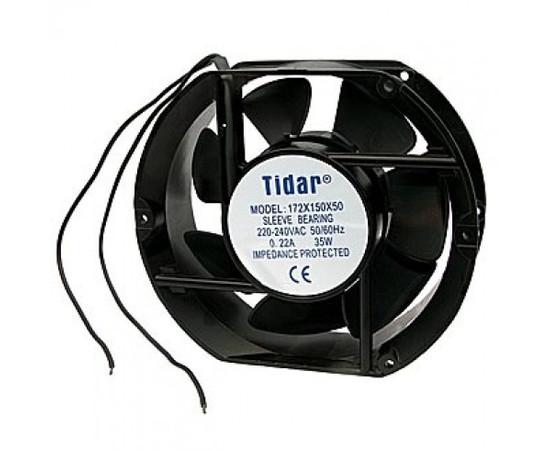Осевой вентилятор AC TIDAR, RQA, 172x150x50HSL, 220 В — фото 1