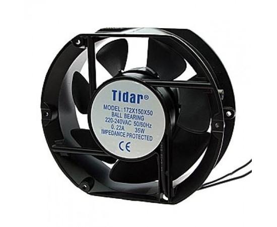 Осевой вентилятор AC TIDAR, RQA, 172x150x50HBL, 220 В — фото 1