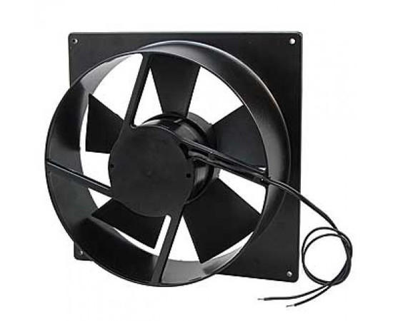 Осевой вентилятор AC TIDAR, RQA, 20060A2HBL, Round-S, 220 В — фото 1